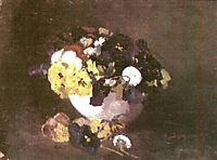 Pansies, andreescu