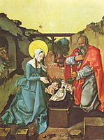 Nativity, 1510, baldung