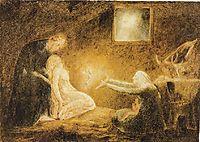 The Nativity, 1800, blake