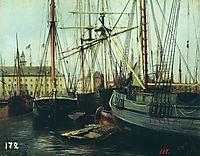 Antwerp, Belgium, 1854, bogolyubov