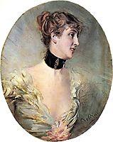 The Countess Ritzer, boldini