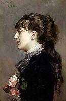 Madame Leclanche, 1881, boldini
