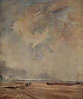 The Norman coast, c.1824, bonington