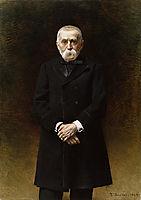 William Thompson Walters, 1883, bonnat