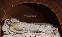 Jesus at the tomb, borovikovsky