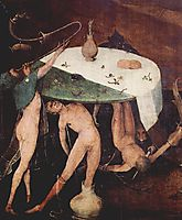 The Temptationof St.Anthony (detail), 1516, bosch