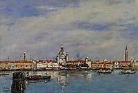 The Giudecca from The Zatteri, Venice, boudin
