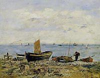 Sainte-Adresse, 1894, boudin