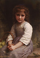 Apples, 1897, bouguereau
