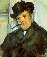 Henry Gasquet, 1897, cezanne