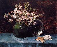 Azaleas, 1882, chase