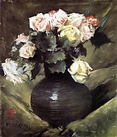 Flowers, 1884-1888, chase