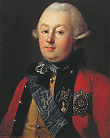 Portrait of Prince G.G. Orlov, 1768, christineck