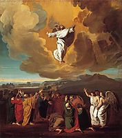 The Ascension, 1775, copley