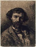 Portrait of Alphonse Promayet, 1847, courbet