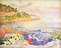 The Maures, c.1906, cross