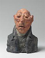 Jean-Claude Fulchiron (1774-1859), Deputy, Peer of France, and Poet, 1832, daumier