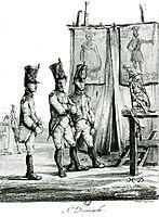 Sunday, 1822, daumier
