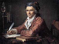 Portrait of Doctor Alphonse Leroy, 1783, david