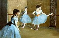 Dance Opera, degas