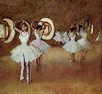 Dance Rehearsal in the Studio of the Opera, 1895, degas