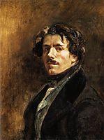 SelfPortrait, 1837, delacroix