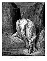 The Giant Antaeus, c.1868, dore