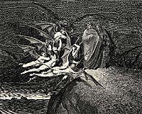 The Inferno, Canto 21, dore