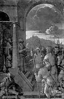 Christ before Pilate, durer