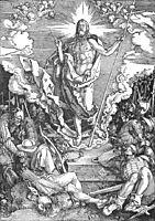 Resurrection, 1510, durer