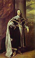 Charles I, King of England, 1636, dyck