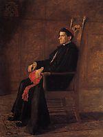 Portrait of Sebastiano Cardinal Martinelli, 1902, eakins