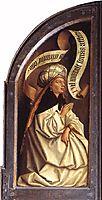 The Erythraean Sibyl, 1432, eyck