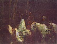 The Three Magi, 1898, ferenczy