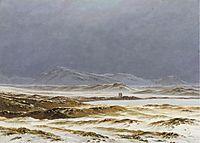 A Northern Spring Landscape, friedrich