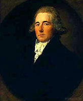 Sir Henry Bate Dudley, gainsborough