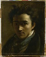 Colin Alexander,painter, gericault
