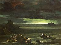 Scene of the Deluge, gericault