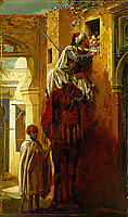 The Tryst, c.1844, gerome