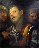 Samson captured by the Philistines, giorgione