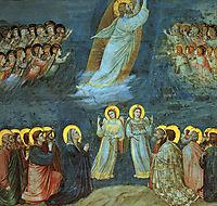 The Ascension, c.1305, giotto