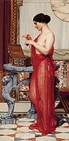 The New Perfume, 1914, godward