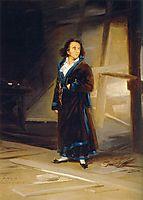 Asensio Juliá, c.1798, goya