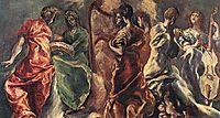 Concert of Angels, c.1610, greco