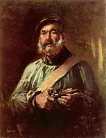 Guardian of Chailly, grigorescu