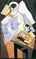 Pierrot or picolot, 1921, gris