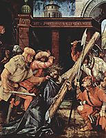 Christ Carrying the Cross, 1524, grunewald