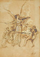 Draft of Arts and Spirits, gyzis