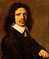 Portrait of a young man, c.1660, hals