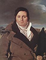Portrait of Joseph-Antoine Moltedo, c.1810, ingres
